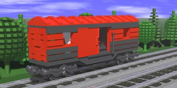 Milton Train Works Information For Mtw 1003 Stockcar Kit